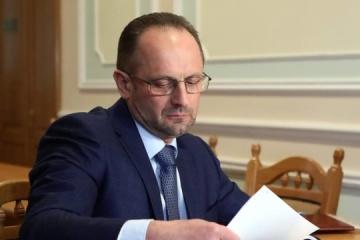 Román Bessmertny regresa al Grupo de Contacto Trilateral