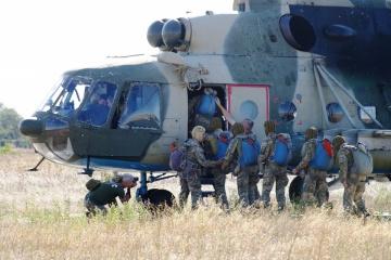 海兵隊、一週間のサバイバル訓練を終了 多国籍演習の一環