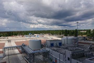 Transfieren el Nuevo Confinamiento Seguro para la Central Electronuclear de Chornóbyl