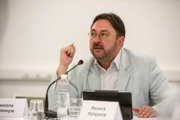 Doradca Zełenskiego proponuje zmianę nazwy - Rosja WIDEO