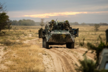 OSCE spots multiple rocket launchers, tanks and surface-to-air missile system in Donbas