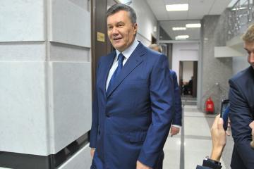 El tribunal pone en custodia a Yanukovich en ausencia