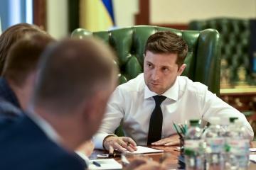 Präsident Selenskyj genehmigt Strategie der militärischen Sicherheit