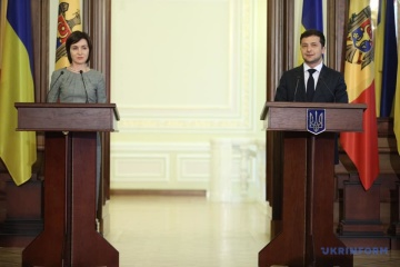 Ukraine to actively participate in negotiation process on Transnistria – Zelensky