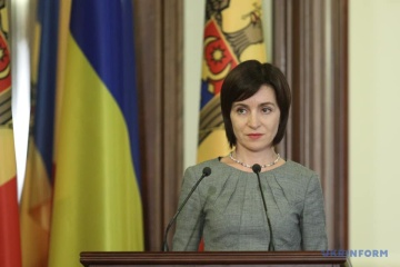 Moldova wants to put end to smuggling on Moldovan-Ukrainian border - Sandu
