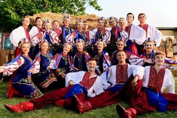 "In Chicago findet Festival ukrainischer Diaspora ""Uketoberfest"" statt"