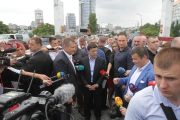 Zelensky promises to allocate funds for reconstruction of airport in Dnipro city