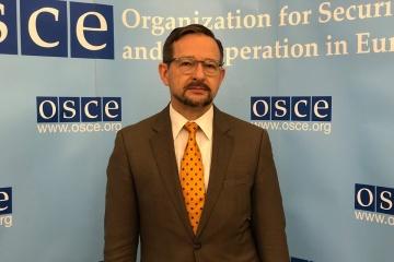 OSZE-Generalsekretär Gremminger will Kyjiw und die Ostukraine besuchen