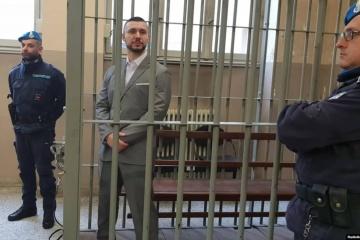 イタリア裁判所、ウクライナ国家警護隊元隊員に懲役24年の有罪判決