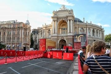 W Odessie rozpoczął się międzynarodowy festiwal filmowy ZDJĘCIE