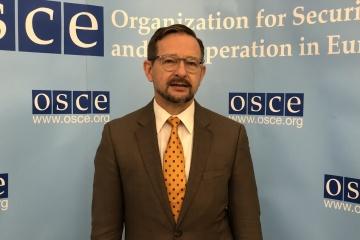 Secretario General de la OSCE: Aún lejos de normalizar la situación en Donbás