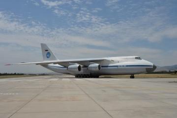 In die Türkei kam das achte Flugzeug mit Teilen für russische C-400