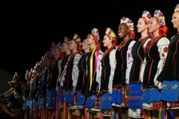 US biggest festival of Ukrainian culture held in state of New York. Photos