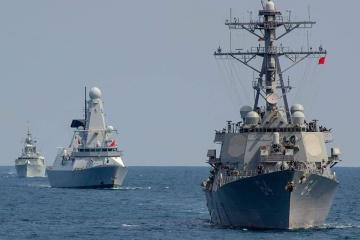 Sea Breeze demuestra un alto nivel de cooperación entre EE.UU. y aliados en la región del Mar Negro