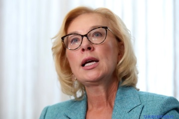 Denisova meets with Ukrainian ambassador to Germany to discuss human rights in Crimea