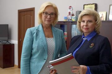 Las defensoras del pueblo de Ucrania y Rusia pedirán a Putin y Zelensky que indulten a varios reclusos