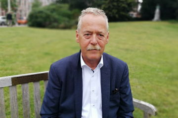 Piet Ploeg, chairman of MH17 Disaster Foundation