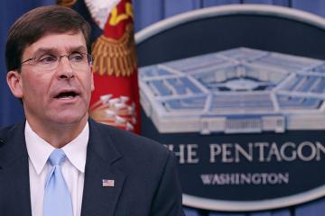 Jefe del Pentágono acusa a Moscú de la agresión contra Ucrania que no cesa
