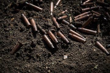 Zivilist stirbt bei Beschuss von Marjinka