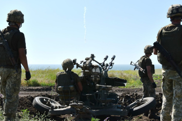 Russian-led troops violate ceasefire in Donbas 16 times. One Ukrainian soldier wounded