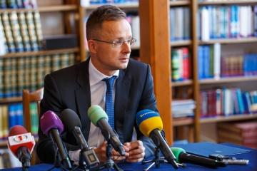 Ungarn stellt der Ukraine Bedingungen für Aufhebung von Veto gegen NATO-Verhandlungen