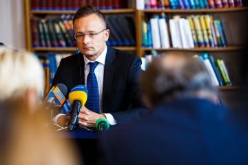 Hungary vetoes joint statement of NATO ambassadors on Ukraine