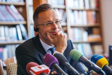 Szijjártó will make a visit to Ukraine on July 22