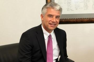 Deutscher Botschafter Ernst Reichel beendet Tätigkeit in der Ukraine