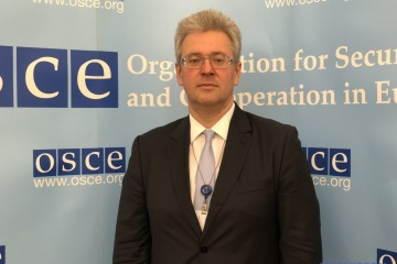 Ukraine at OSCE: Russia using tactics of controlled escalation in Donbas