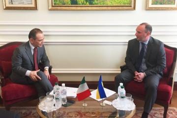 Ministerios de Exteriores y del Interior comparten la misma posición sobre la sentencia de tribunal italiano dictada a Markiv