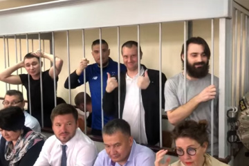 Captured Ukrainian sailors may return home already in two months – lawyer