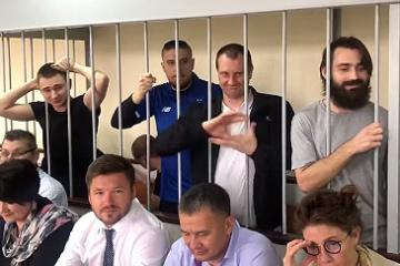 Russia extends arrest of Ukrainian sailors for another three months