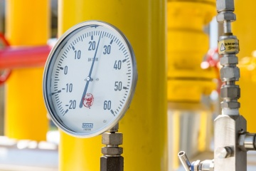 Ukraine increases gas imports from EU by 24% in H1 2020