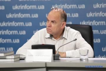 Olexandre Khartchenko, Directeur général d'Ukrinform