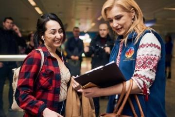 Canadian short-term observers arrive in Ukraine