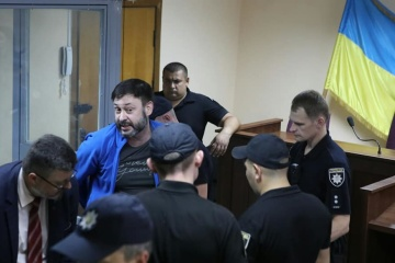 Kyiv court extends Vyshinsky's arrest until September 19