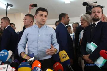 Zełenski ma już kandydata na premiera