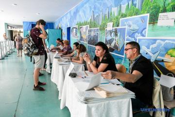 Frekwencja wyborcza na godzinę 16.00 wynosi 33,64% - Centralna Komisja Wyborcza