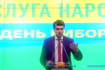 «Serviteur du peuple» s'attend à obtenir 255 sièges au parlement