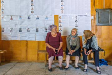最高会議選挙 集計95%終了=中央選管