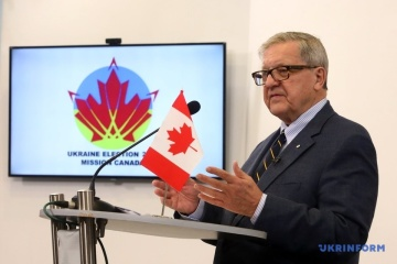 Ex-foreign minister of Canada: Russian transgressions should be taken to international tribunals