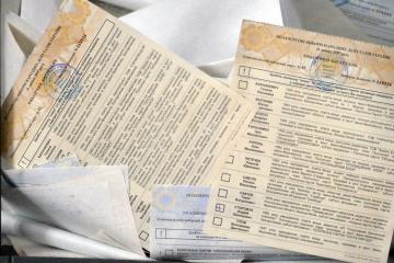 Wahl zur Rada: Ausgewertet sind 99,43 Prozent der Wahlprotokolle