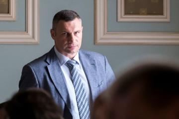 Klitschko will Auflösung des Kyjiwer Stadtrats
