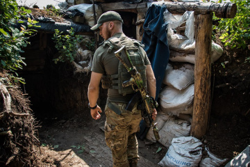 Disengagement of troops in Petrivske and Zolote postponed due to shelling