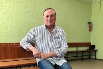 Yefremov llevará pulsera electrónica