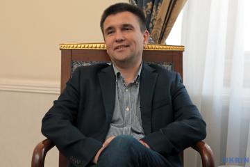 Ex-Außenminister Klimkin bekommt neuen Job