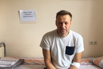 Everyone wants to see results of investigation into Navalny poisoning - Zelensky