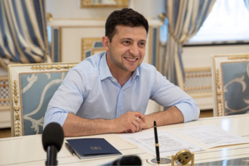 Zelensky wants visa waivers with number of countries to promote medical tourism