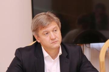 """Ukraina ma plan """"B"""" w przypadku zakończenia tranzytu rosyjskiego gazu - Danyluk"""