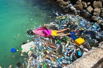 La cantidad de la basura en el Mar Negro es casi el doble que en el Mediterráneo